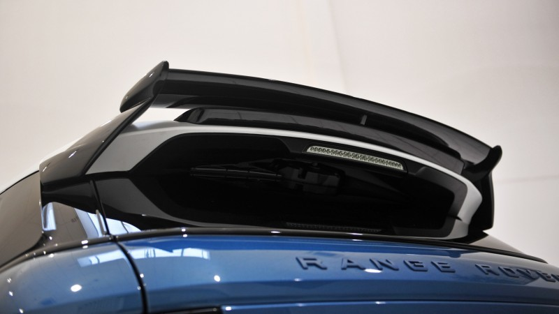 Six Custom BRABUS StarTech Range Rover Evoques Show Huge Style Gains 77