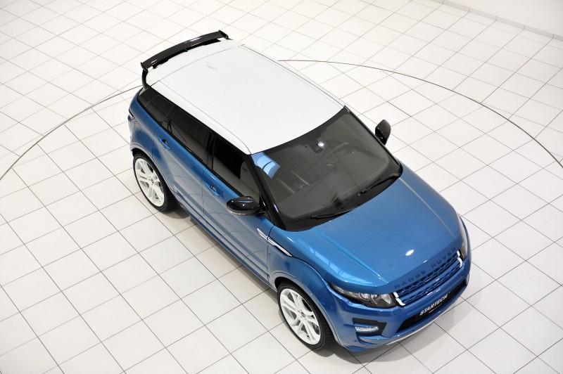 Six Custom BRABUS StarTech Range Rover Evoques Show Huge Style Gains 79
