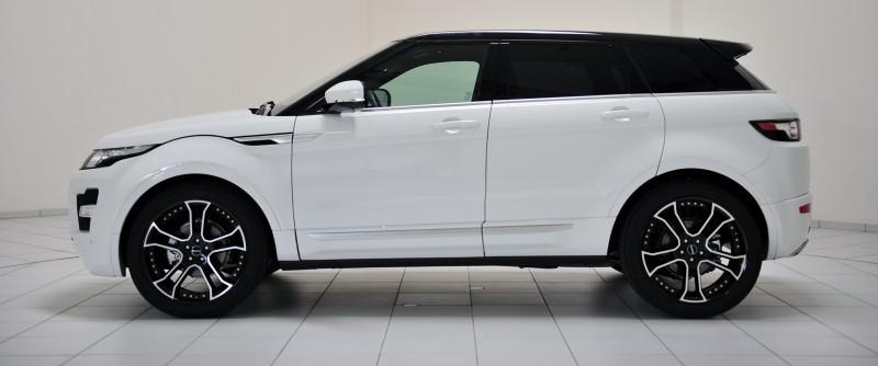 Six Custom BRABUS StarTech Range Rover Evoques Show Huge Style Gains 8