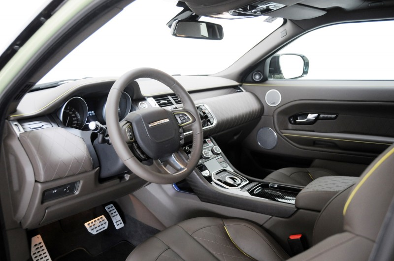 Six Custom BRABUS StarTech Range Rover Evoques Show Huge Style Gains 84