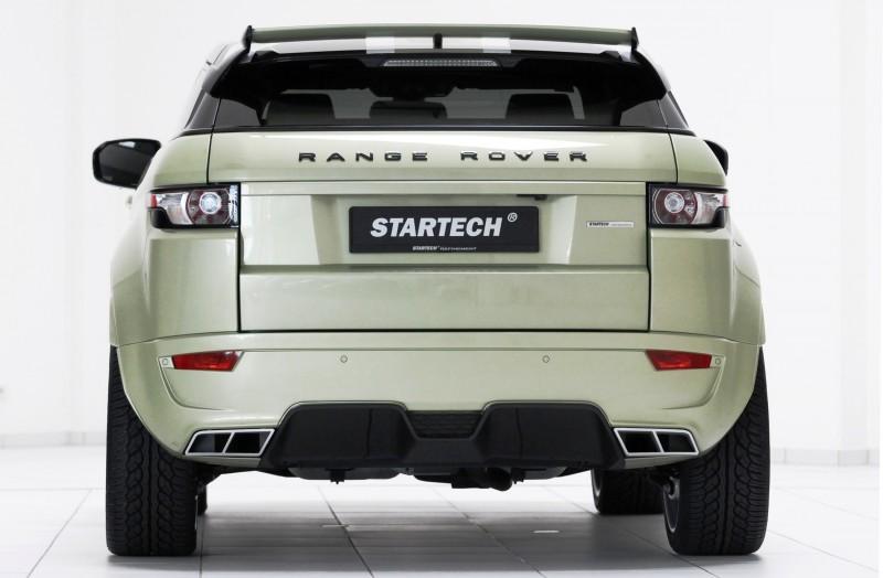 Six Custom BRABUS StarTech Range Rover Evoques Show Huge Style Gains 86