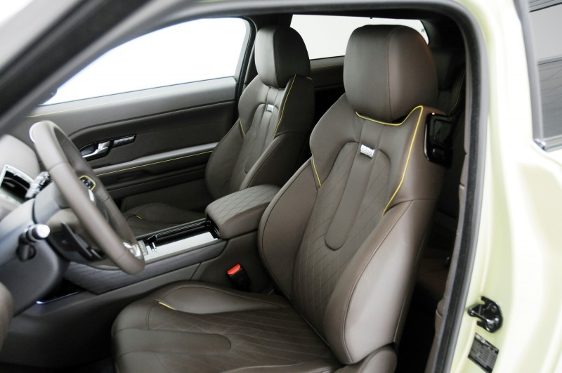 Six Custom BRABUS StarTech Range Rover Evoques Show Huge Style Gains 88