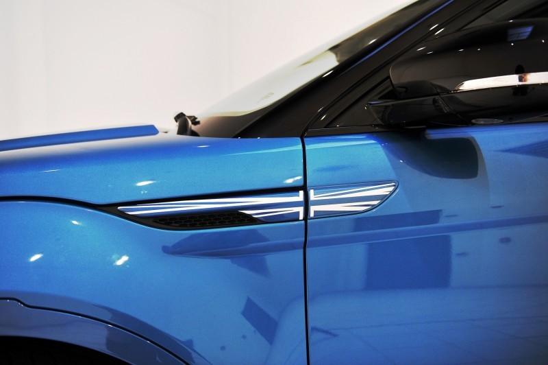 Six Custom BRABUS StarTech Range Rover Evoques Show Huge Style Gains 98