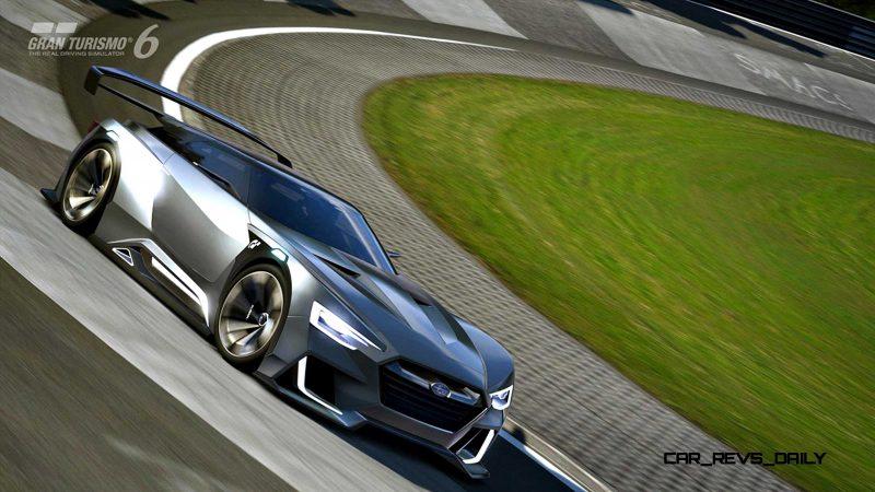 Subaru VIZIV GT Vision Gran Turismo 13