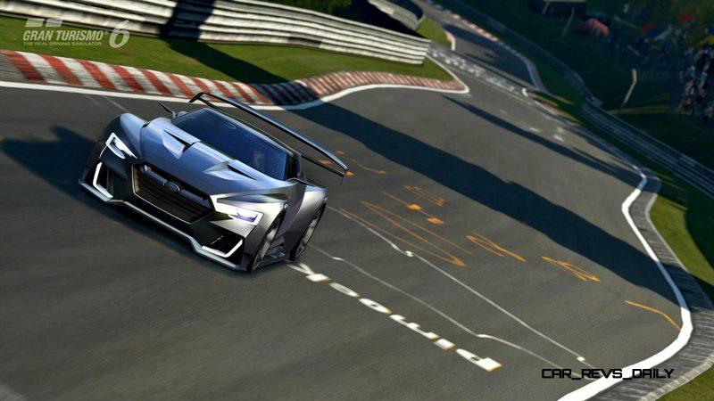 Subaru VIZIV GT Vision Gran Turismo 18