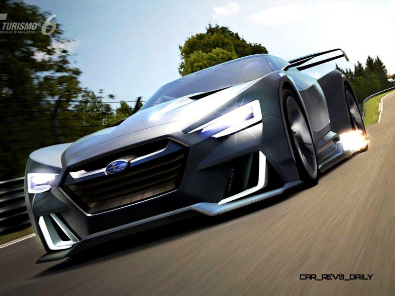 Subaru VIZIV GT Vision Gran Turismo 23