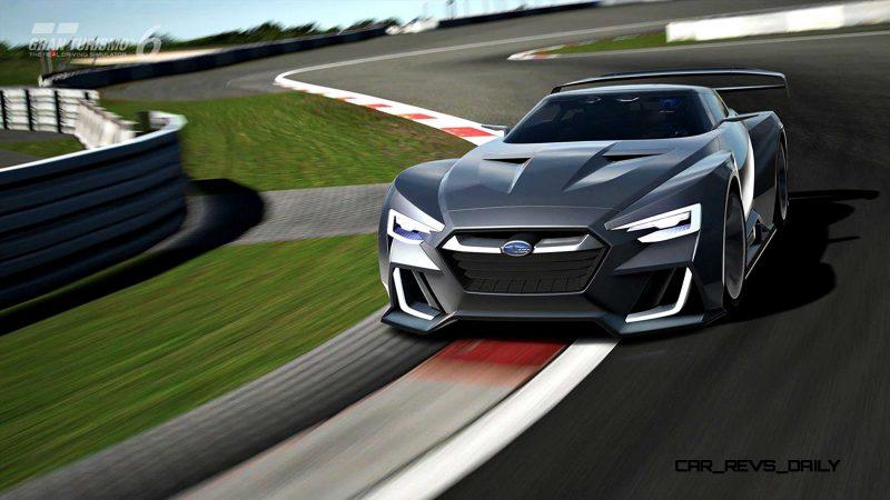 Subaru VIZIV GT Vision Gran Turismo 26
