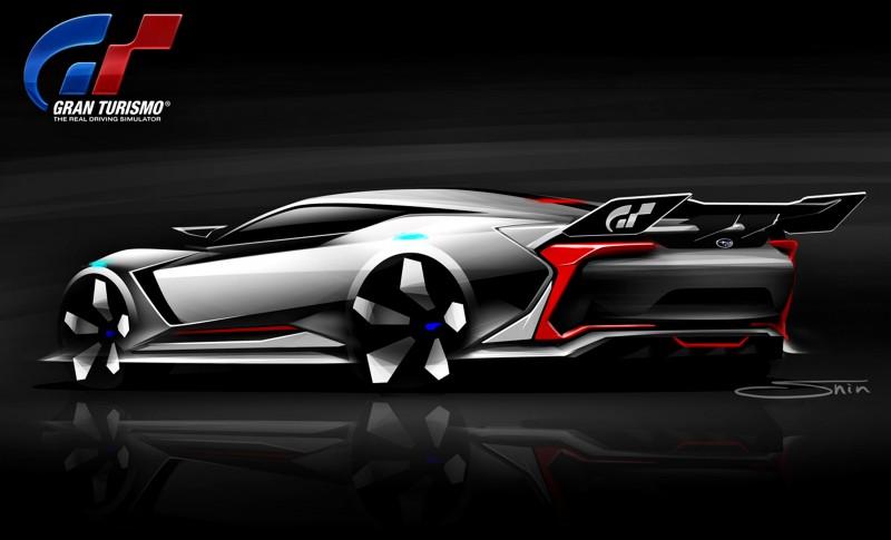 Subaru VIZIV GT Vision Gran Turismo 30