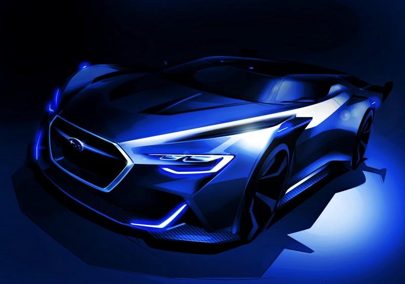 Subaru VIZIV GT Vision Gran Turismo 31