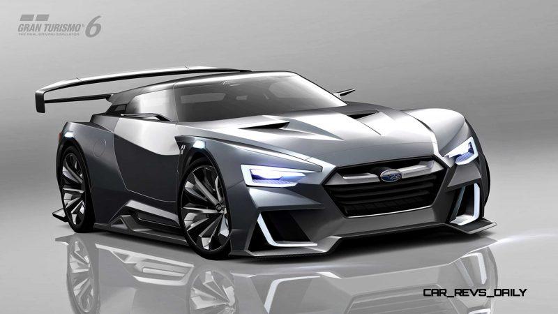 Subaru VIZIV GT Vision Gran Turismo 32