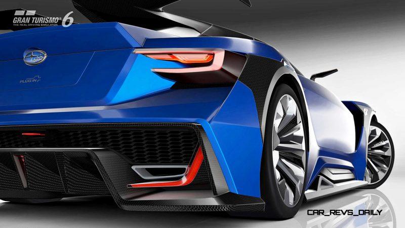 Subaru VIZIV GT Vision Gran Turismo 33