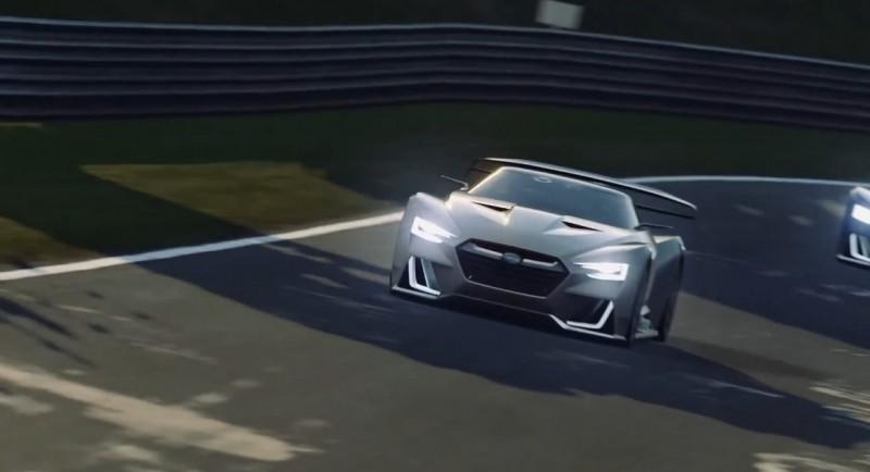 Subaru VIZIV GT Vision Gran Turismo 4