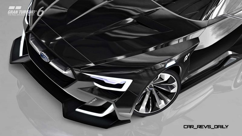 Subaru VIZIV GT Vision Gran Turismo 40