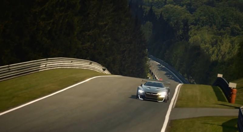 Subaru VIZIV GT Vision Gran Turismo 5