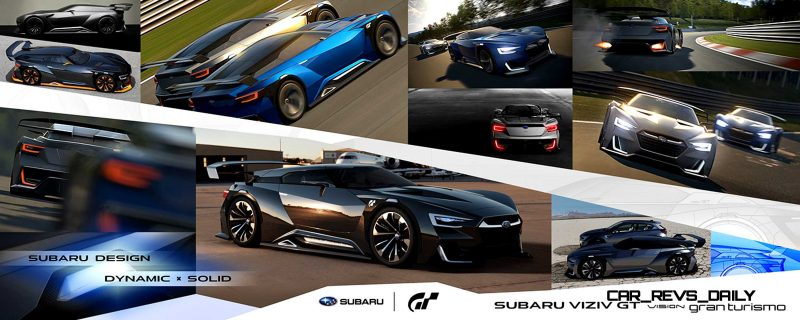 Subaru VIZIV GT Vision Gran Turismo 57