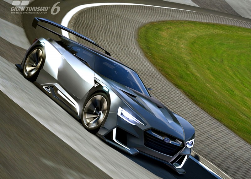 Subaru VIZIV GT Vision Gran Turismo 62
