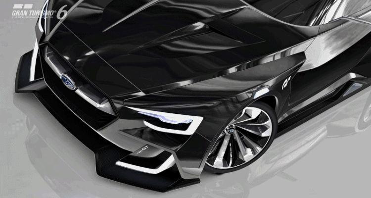 Subaru VIZIV GT Vision Gran Turismo 64