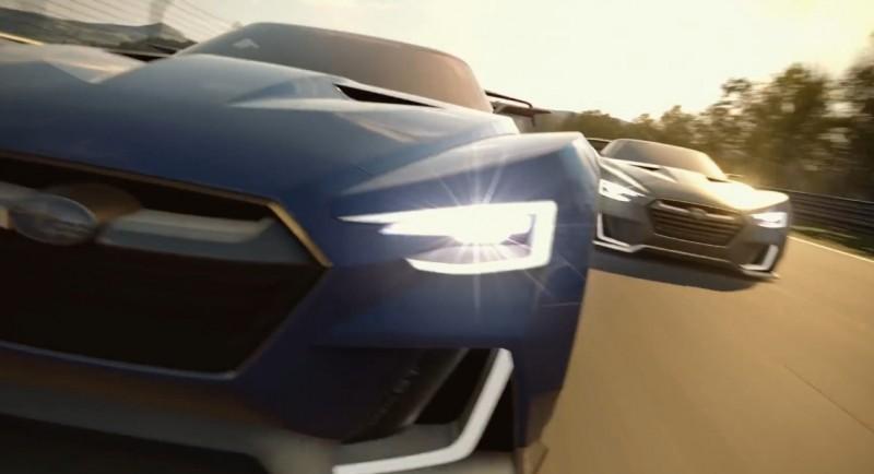 Subaru VIZIV GT Vision Gran Turismo 9