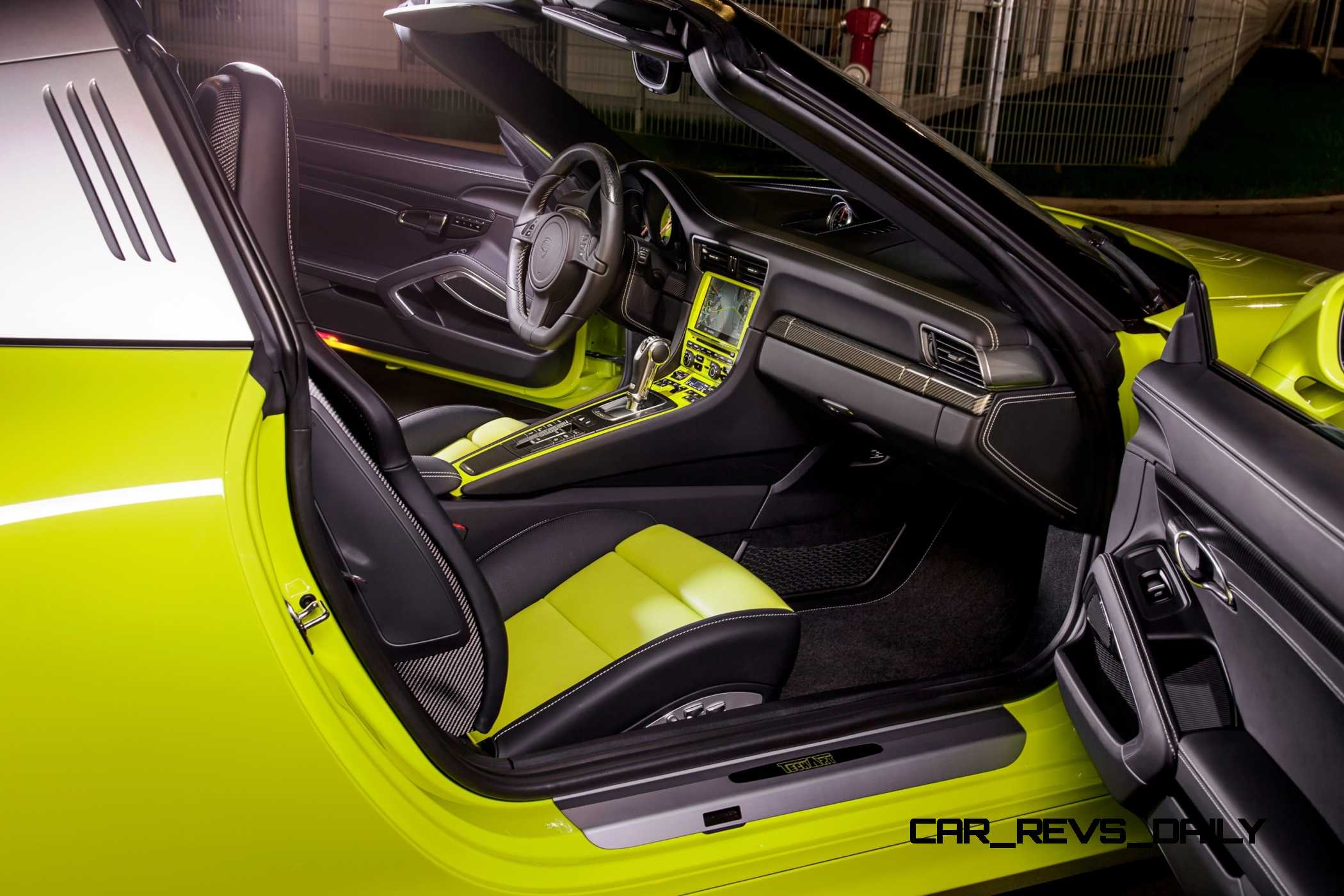 TechArt Porsche 911 Targa4 5
