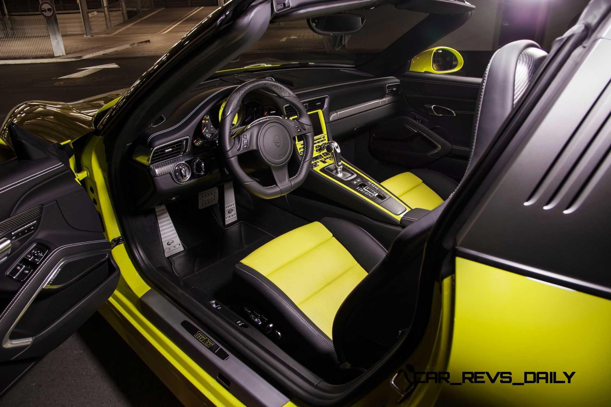 TechArt Porsche 911 Targa4 6