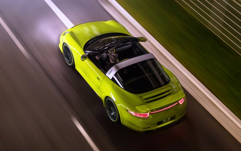 TechArt Porsche 911 Targa4 9