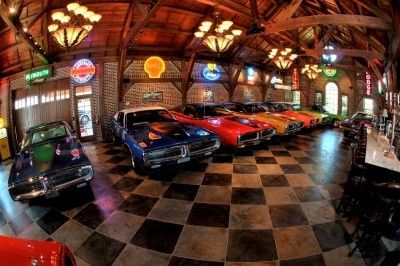 Wellborn Musclecar Museum Collection 6