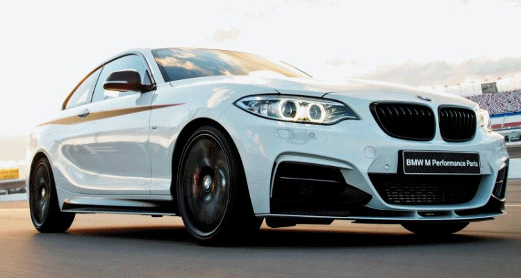 bmw 2 series m performance parts