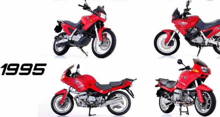 bmw bikes evo87