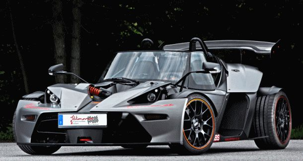 wimmer ktm xbow gt