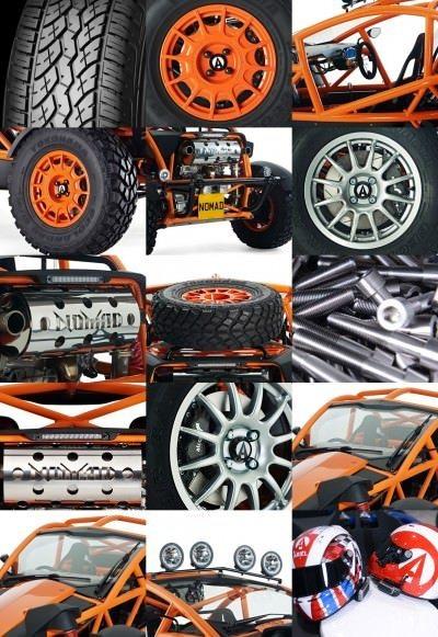 15inch Wheel Package Road Tyres-tile