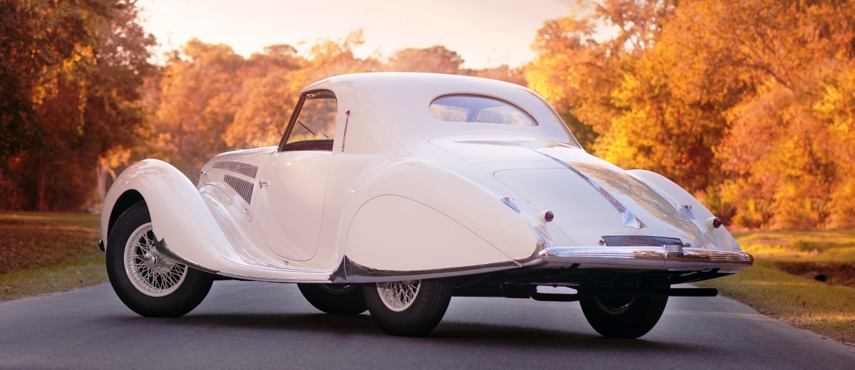 1938 Delahaye 135 MS Coupe by Figoni et Falaschi 2