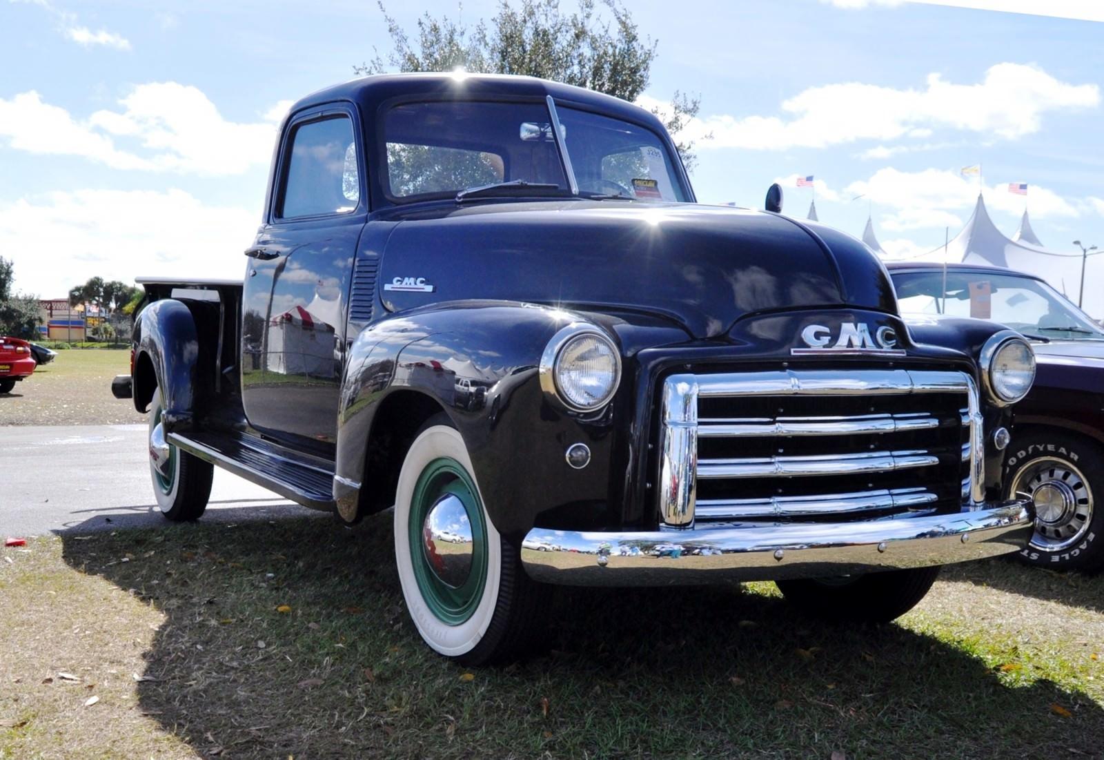 1946 gmc pickup truck 10. Black Bedroom Furniture Sets. Home Design Ideas
