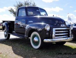 Mecom Florida 2015 Favorites – 1948 GMC Half-Ton Pickup Truck