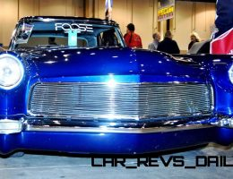 Mecum Florida 2015 – 1956 Lincoln Continental Mark II by Sam Foose