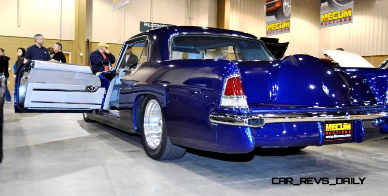 1956 Lincoln Continental Mark II by Sam Foose 22