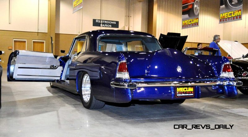 1956 Lincoln Continental Mark II by Sam Foose 23
