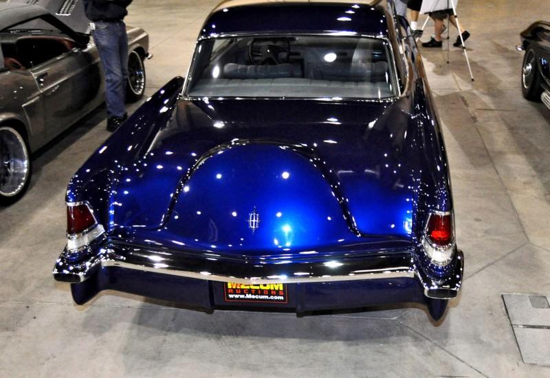 1956 Lincoln Continental Mark II by Sam Foose 30
