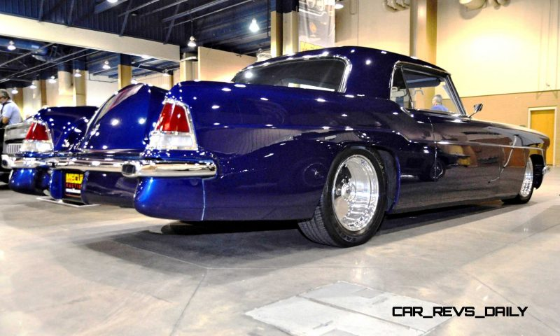 1956 Lincoln Continental Mark II by Sam Foose 33
