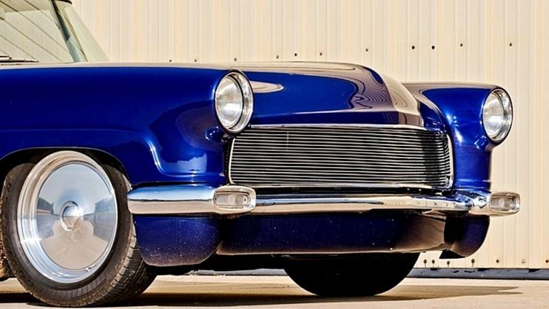 1956 Lincoln Continental Mark II by Sam Foose 35