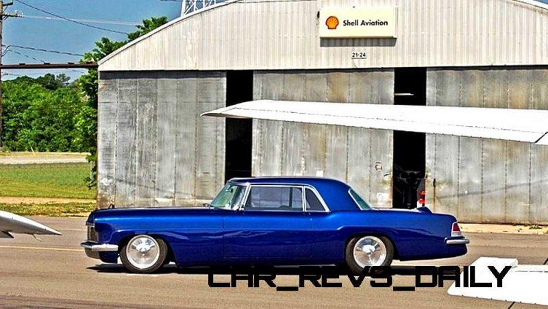 1956 Lincoln Continental Mark II by Sam Foose 36