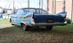 1960 Plymouth Fury NASCAR 1