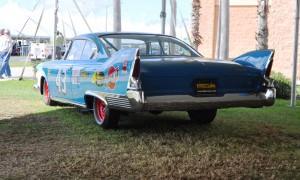 1960 Plymouth Fury NASCAR 1