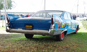 1960 Plymouth Fury NASCAR 10