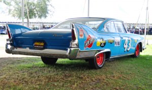 1960 Plymouth Fury NASCAR 11