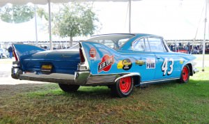 1960 Plymouth Fury NASCAR 12