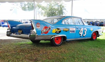 1960 Plymouth Fury NASCAR 13