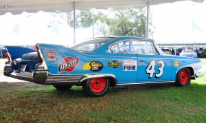 1960 Plymouth Fury NASCAR 14