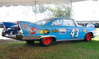 1960 Plymouth Fury NASCAR 14