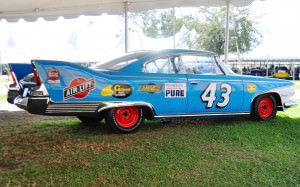 1960 Plymouth Fury NASCAR 15