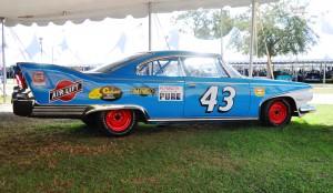 1960 Plymouth Fury NASCAR 16